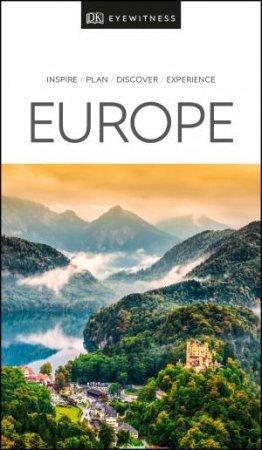Eyewitness Travel Guide: Europe