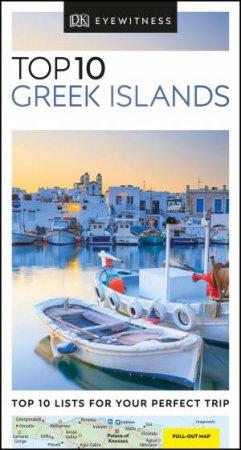 Eyewitness Travel Guide: Top 10 Greek Islands