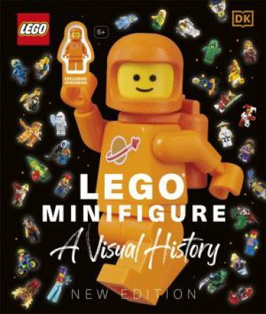 Lego Minifigure A Visual History New Edition by Gregory Farshtey