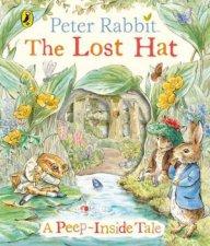 Peter Rabbit The Lost Hat A PeepInside Tale