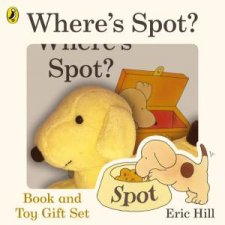Spot Book  Toy