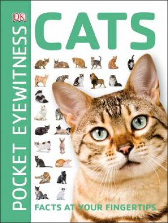 Pocket Eyewitness Cats by Various