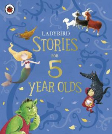Ladybird Stories For Five Year Olds by Various