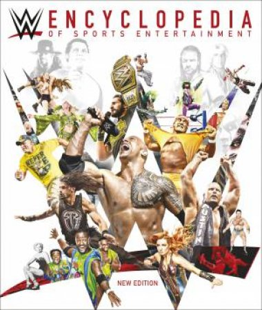 WWE Encyclopedia Of Sports Entertainment New Edition by Various