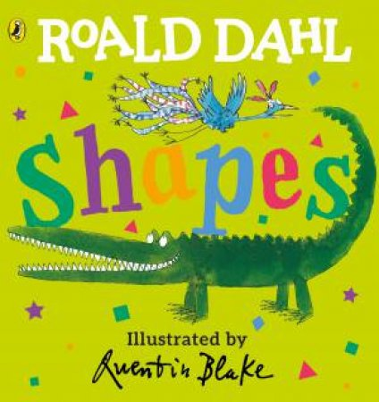 Roald Dahl: Shapes