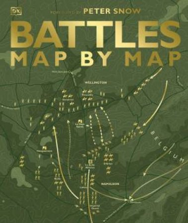 Battles Map By Map by Various