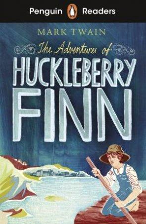 The Adventures Of Huckleberry Finn (ELT Graded Reader)