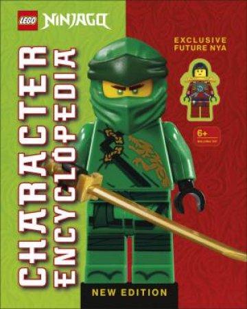 LEGO Ninjago Character Encyclopedia New Edition by Various