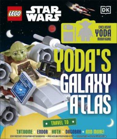 LEGO Star Wars Yoda's Galaxy Atlas by Various