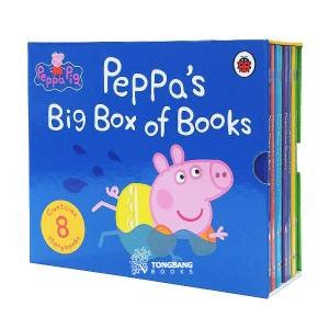 Peppa's Big Box of Books by Various