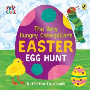 The Very Hungry Caterpillar's Easter
