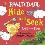 Roald Dahl LiftTheFlap Hide And Seek