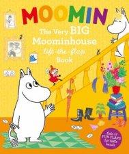 Moomins BIG LiftTheFlap Moominhouse