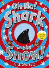 Oh No Shark In The Snow