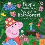 Peppa Visits The Australian Rainforest A LiftTheflap Adventure