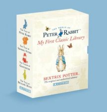 Peter Rabbit My First Classic Library