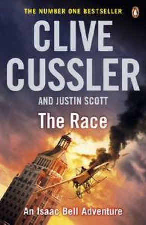 The Race by Clive Cussler & Justin Scott
