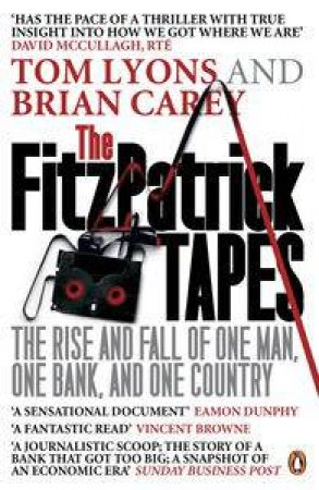 The FitzPatrick Tapes by Tom and Carey Brian Lyons