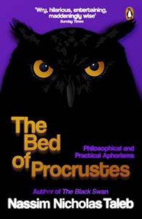 The Bed of Procrustes by Nicholas Nassim Taleb