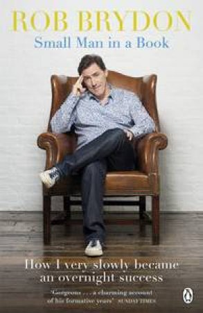 Small Man in a Book by Rob Brydon