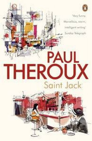 Saint Jack by Paul Theroux