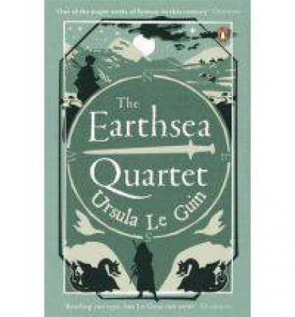 The Earthsea Quartet by Ursula le Guin