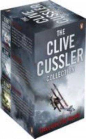 Clive Cussler Box Set by Clive Cussler