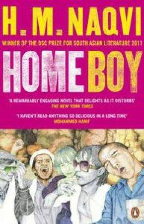 Home Boy by H.M Naqvi