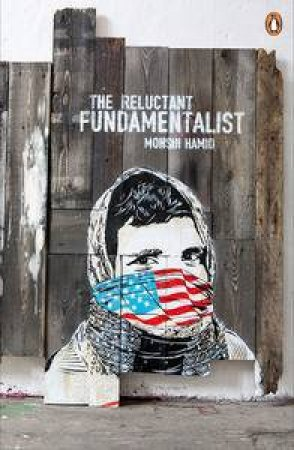 Reluctant Fundamentalist: Penguin Street Art by Mohsin Hamid