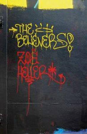 The Believers: Penguin Street Art by Zoe Heller