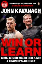 Win Or Learn MMA Conor McGregor And Me A Trainers Journey