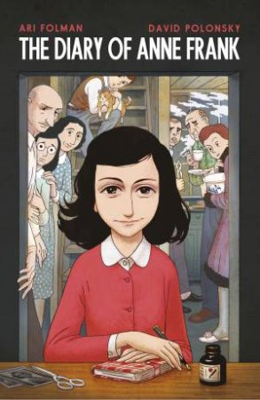 The Diary Of A Young Girl (Graphic Diary) by Anne Frank
