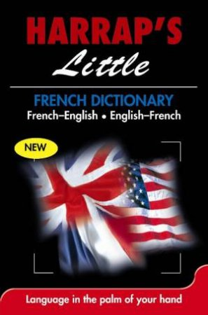 Little French Dictionary by Chambers