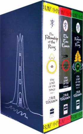 The Lord Of The Rings - Hardcover Box Set by J R R Tolkien