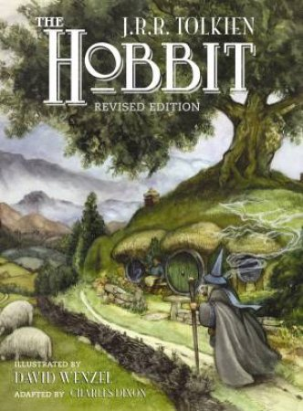 The Hobbit: Graphic Novel by J R R Tolkien