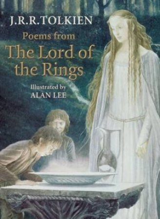 Poems From The Lord Of The Rings by J R R Tolkien