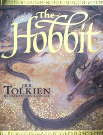 The Hobbit - Illustrated by J R R Tolkien