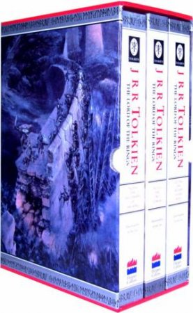 The Lord Of The Rings - Large Paperback Box Set by J R R Tolkien