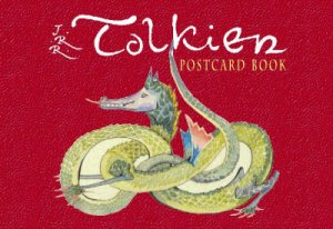 The Tolkien Postcard Book by J R R Tolkien