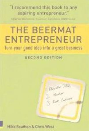 Beermat Entrepreneur - 2 Ed by Mike Southon & Chris West