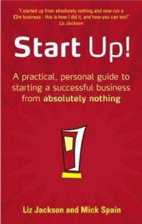 Start Up! by Liz Jackson & Michael Spain