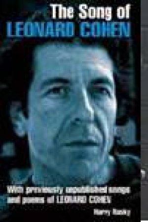Song of Leonard Cohen by Harry Rasky