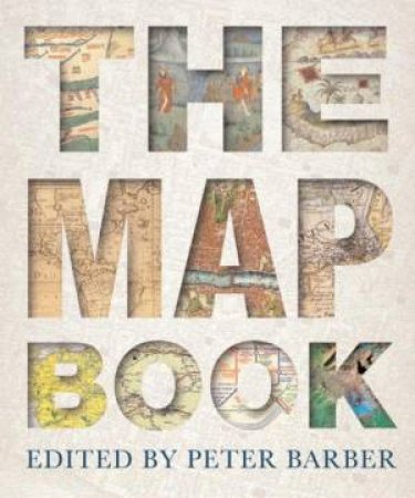 The Map Book by Peter Barber