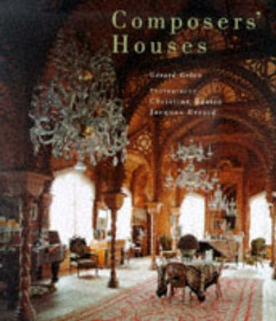 Composer's Houses by Gerard Gefen
