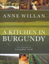 A Kitchen In Burgundy