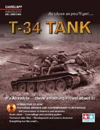 T-34 Tank CD-Rom by Unknown