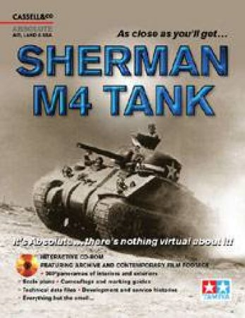 Sherman M4 Tank (Absolute Cd-Rom) by Unknown