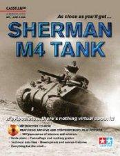 Sherman M4 Tank Absolute CdRom