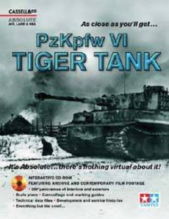 Pzkpfw VI Tiger Tank (Absolute CD-Rom) by Unknown