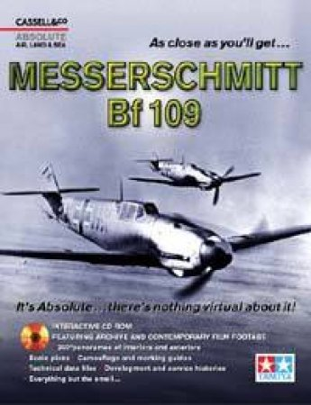 Messerschmitt Bf 109 (Absolute CD-Rom) by Unknown